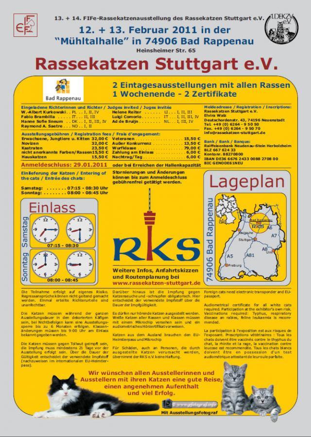 Flyer von Bad Rappenau